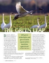 The Green Leap American Farmland Fa...