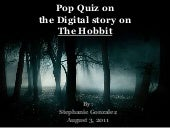 The Hobbit Assessment