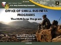 The HUBZone Program