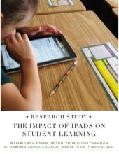 Research Study: The Impact of iPads...