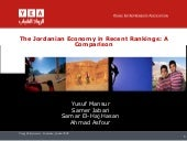 The jordanian economy in recent ran...
