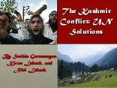 The kashmir conflict
