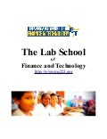The Lab School of Finance and Technology