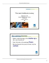 The Lean Handbook Journey - ASQ LSS...
