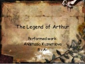 The legend of arthur