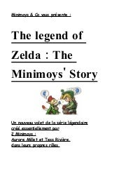 The Legend Of Zelda   The Minimoys ...