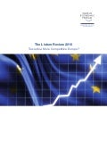 The Lisbon Review 2010 - Towards A More Competitive Europe - May 2010 - World Economic Forum