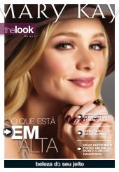 [Mary Kay] TheLook Abr-Jun/2012