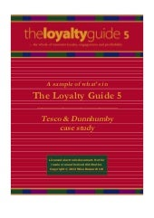 The Loyalty Guide 5 - Tesco & dunnh...