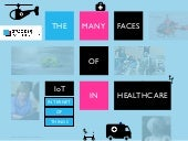 The many faces of IoT (Internet of Things) in Healthcare