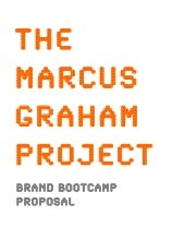 The Marcus Graham Project Bootcamp