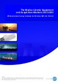 The marine seismic equipment and acquisition markets 2013 2023