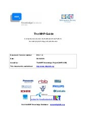 The mhp guide