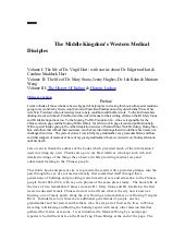 The Middle Kingdom's Western Medica...