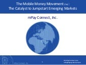 The mobile money movement:  jumpsta...