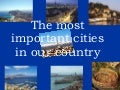 The most important cities!!