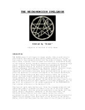 The necronomicon spell book