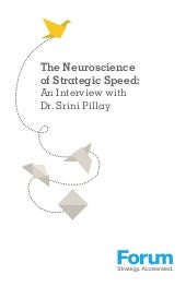 The neuroscience  of strategic spee...