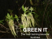 The next wave of GreenIT