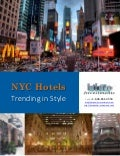 NYC Hotel Investments Latest Trends - Hospitality Investments and Developments - Equity Capital - Hotel Developers - Hotel Brands - Hotel Management
