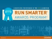 Laserfiche's 2015 Run Smarter Winners