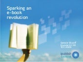 Sparking an e book revolution throu...
