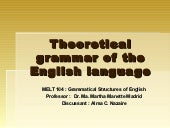 Theoretical grammar of_the_english_...