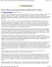 Theories and concepts about transla...