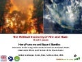 The political economy of fire and haze root causes