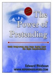 The Power of Pretending