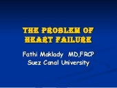 The Problem Of Heart Failure