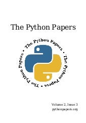 ThePythonPapersVolume2Issue3