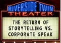 The Return of Storytelling vs. Corporate Speak