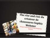 The rise and rise du créateur de ch...