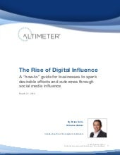 [Report] The Rise of Digital Influe...