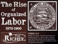 The Rise of Organized Labor (US History)