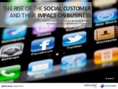 The Rise of the Social Customer and...