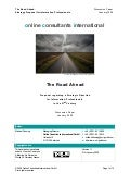The Road Ahead Strategy Proposal For Information Professionals