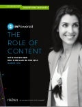 The role of content - nielsen