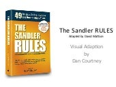 The sandler rules