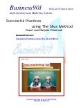 Successful Practices using The Silva Method.