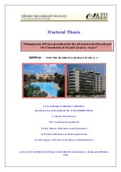 Thesis doctor business administrati...