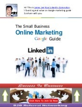 The small business online marketing...