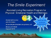 The smile experiment by johnhurbon