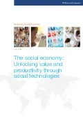 The Social Economy; Unlocking Value and Productivity through Social Technologies