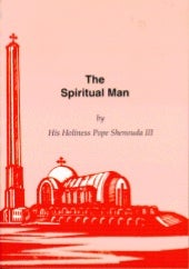 The spiritual man by h.h pope sheno...