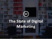 The State of Digital Marketing 2014