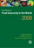 The State Of Food Insecurity In The World 2008