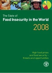 The State Of Food Insecurity In The...