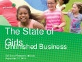 The state of girls ppt gsri_9.12.2013_final